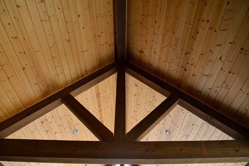 Trusses built by Marson and Marson