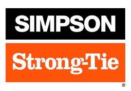 Simpson fasteners